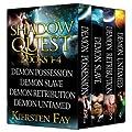Shadow Quest Series Box Set