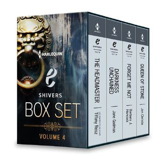 Harlequin E Shivers Box Set Volume 4 by Tiffany Reisz