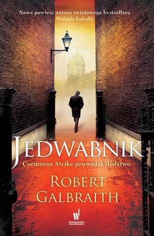 Jedwabnik (Cormoran Strike, #2)