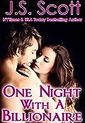 One Night with a Billionaire ~ Jason