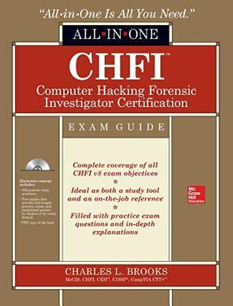chfi computer hacking forensic investigator certification all in one rh goodreads com chfi study guide v9 chfi v8 study guide pdf
