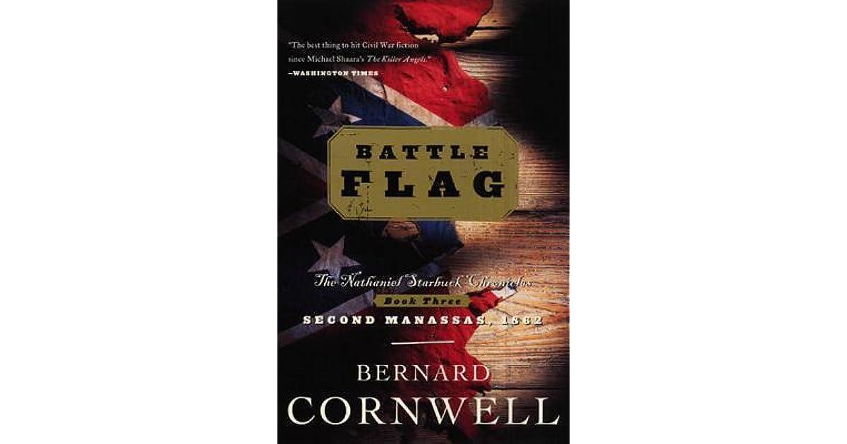 Battle Flag The Starbuck Chronicles 3 By Bernard Cornwell