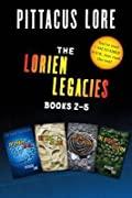 The Lorien Legacies Books 2-5