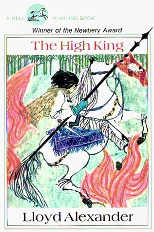The Chronicles of Prydain, Book 5