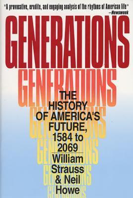 Generations by William Strauss