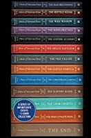 A Series of Unfortunate Events Collection: Books 1-13 with Bonus Material: The Bad Beginning, The Reptile Room, The Wide Window, The Miserable Mill, The ... Grim Grotto, The Penultimate Peril, The End