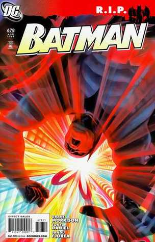 Batman #678 - Batman R.I.P.: Zur En Arrh