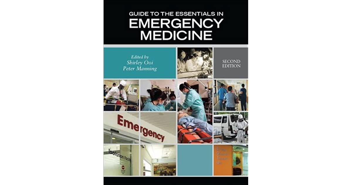 Medical pdf emergency books