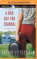 A Bad Day for Scandal: A Crime Novel