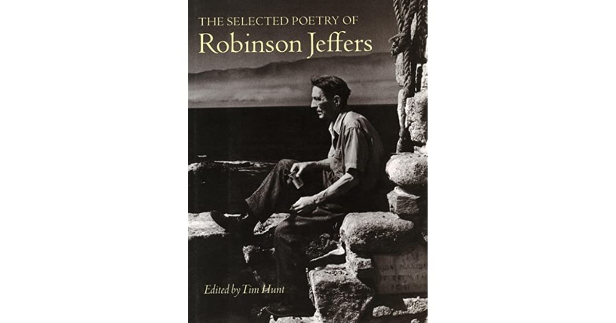 jeffers robinson biography sample