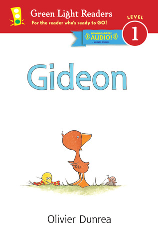 Gideon (Reader): With Read-Aloud Download
