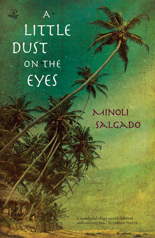 A Little Dust on the Eyes by Minoli Salgado