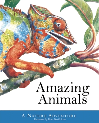 Amazing Animals by Peter David Scott