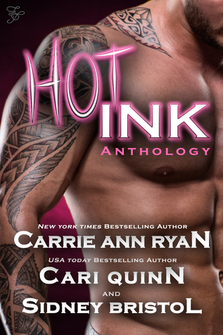 Hot Ink Anthology by Carrie Ann Ryan