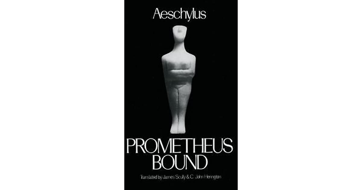 an essay on prometheus bound Frankenstein study guide contains a biography of mary shelley, literature essays, a complete e-text, quiz questions, major an essay on prometheus bound themes, characters, and a full.
