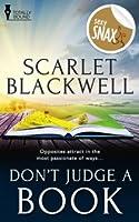 Don't Judge a Book…