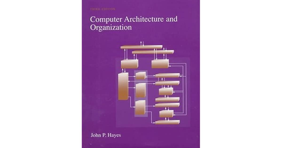 Computer Architecture And Organization Pdf