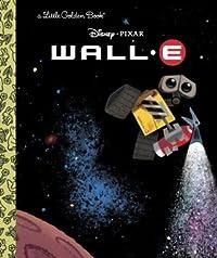 WALL-E (Disney/Pixar WALL-E) (Little Golden Book)