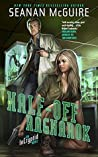 Book cover for Half-Off Ragnarok (Incryptid #3)