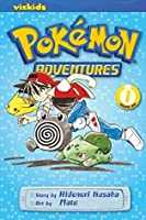 Pokemon Adventures Volume 1