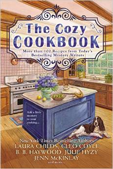 The Cozy Cookbook by Julie Hyzy