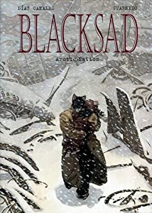 Arctic-Nation (Blacksad, #2)