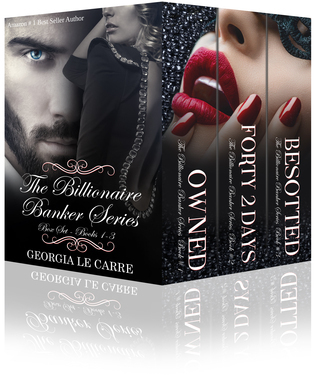 The Billionaire Banker Series: Box Set #1-3