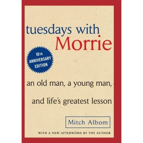 the life lessons learnt by mitch aldom in tuesdays with morrie by mitch albom What is pantheism pantheism and western the life lessons learnt by mitch aldom in tuesdays with morrie by mitch albom monotheism.
