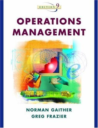 Operations Management by Norman Gaither