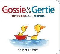 Gossie  Gertie padded board book