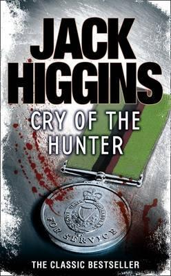 Image result for Cry of The Hunter – Jack Higgins