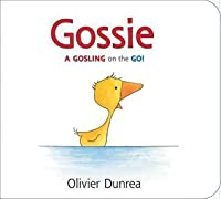 Gossie padded board book
