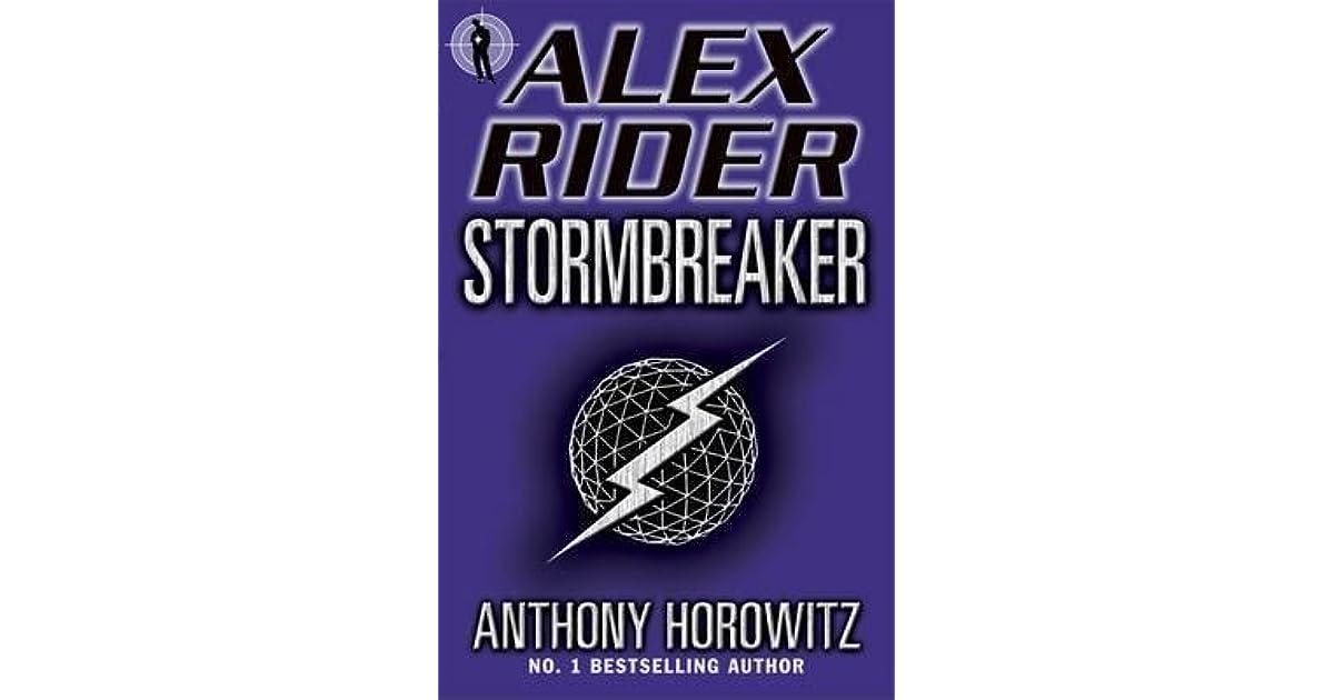 alex rider stormbreaker book pdf