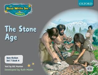 Read Write Inc. Phonics: Non-Fiction Set 7 (Grey): The Stone Age - Book 4