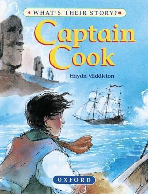captain cook - what s their story