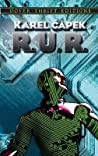 Book cover for R.U.R.