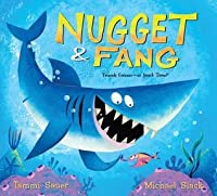 Nugget and Fang: Friends Forever—or Snack Time?