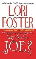 Say No To Joe? (Visitation, North Carolina, #1)