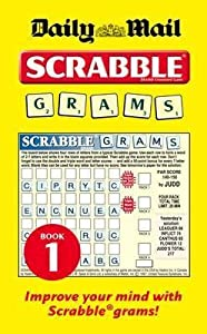 Collins Daily Mail Scrabble Grams: Bk: Puzzle Book