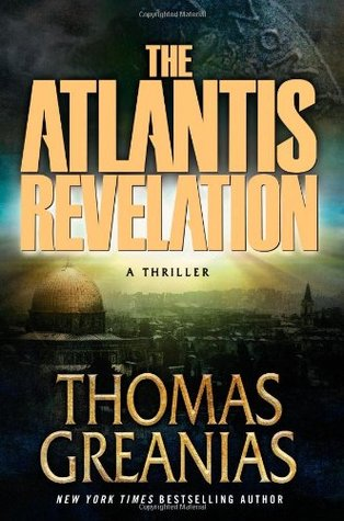 The Atlantis Revelation (Conrad Yeats Adventure, #3)