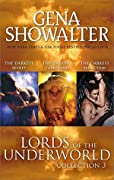 Lords of the Underworld Collection 3: The Darkest Secret / The Darkest Surrender / The Darkest Seduction