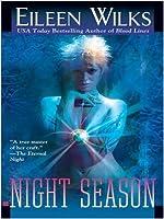 Night Season (World of the Lupi, #4)