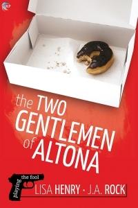The Two Gentlemen of Altona by Lisa Henry
