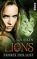 Fährte der Lust (Lions, #6)
