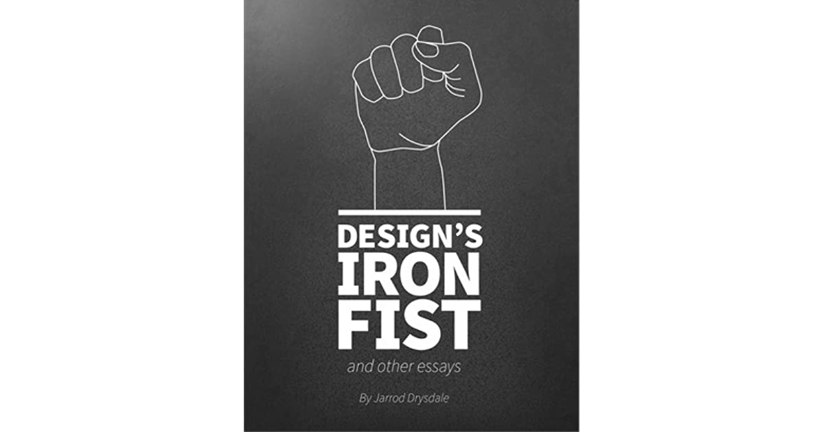 Image result for Design's Iron Fist