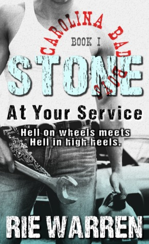 Stone: At Your Service (Carolina Bad Boys, #1)