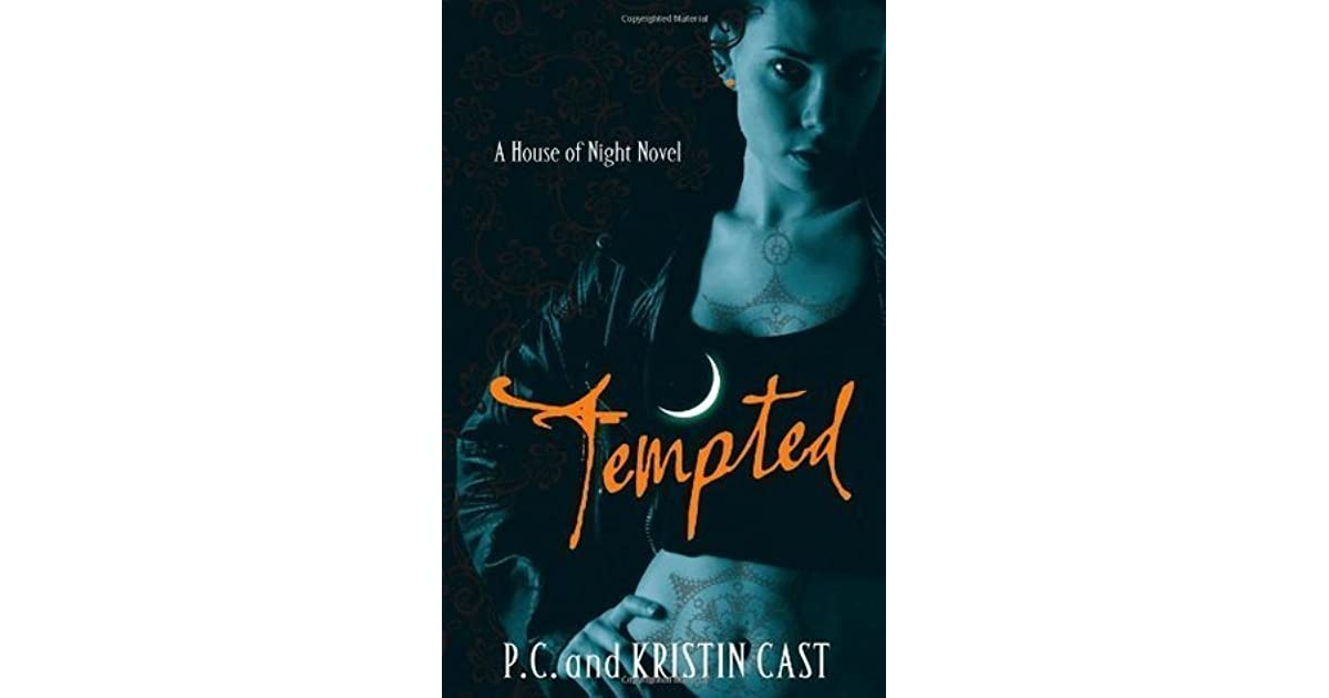 Tempted House Of Night 6 By P C Cast