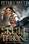Cover image for The Skull Throne