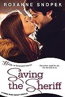Saving the Sheriff (Three River Ranch, #3.5)