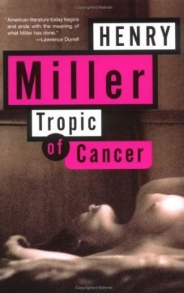 Tropic of Cancer (Tropic, #2)